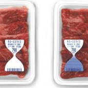 Пакување на месо со индикатор на свежина