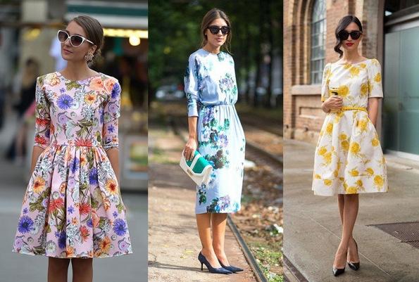 (2) Летен моден тренд: Цветни дизајни