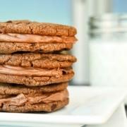Мини сендвичи со колачиња и Нутела