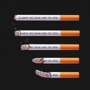 Цигари со застрашувачка порака