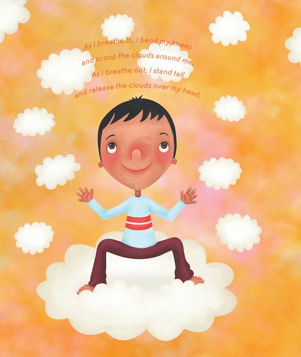 (3) 5 јога пози кои можат да им помогнат на вашите мали дечиња брзо да се смират