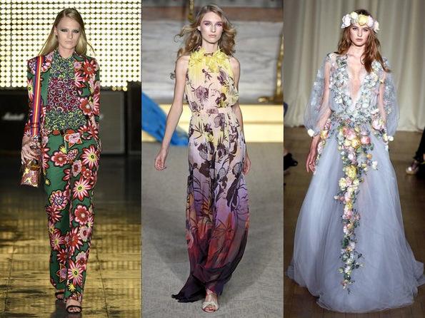 (3) Летен моден тренд: Цветни дизајни