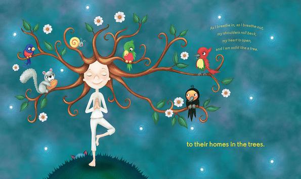 (4) 5 јога пози кои можат да им помогнат на вашите мали дечиња брзо да се смират