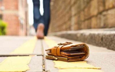 Како да се осигурите дека ќе го добиете паричникот назад доколку го изгубите?