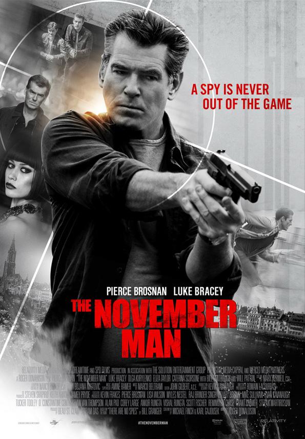 (1) Филм: Ноемвриски човек (The November Man)