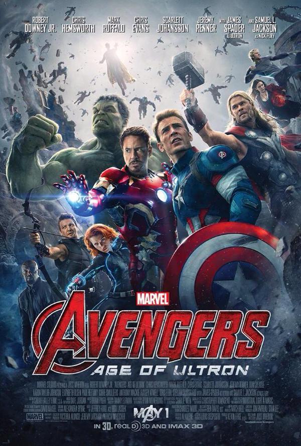 (1) Филм: Одмаздници: Ерата на Ултрон (Avengers: Age of Ultron)