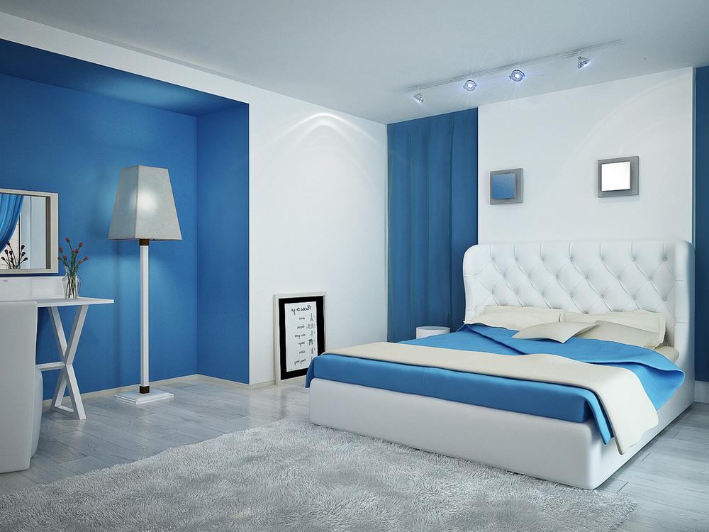 (1) Која боја треба да биде вашата спална соба со цел да ви влијае позитивно врз расположението?