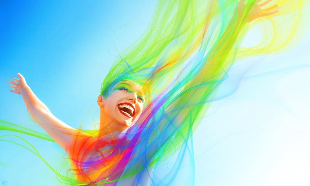 (1) Точка за среќа на вашето тело: Со едно движење исфрлете ја целата негативна енергија