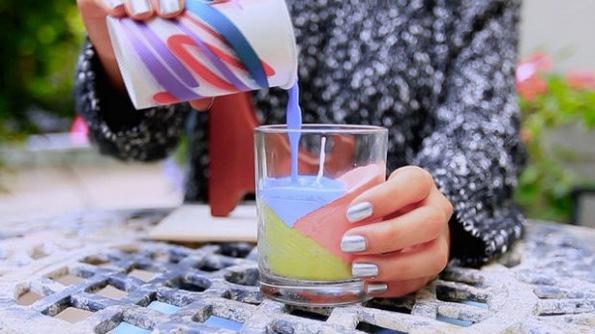 (11) Направете сами: Колоритни миризливи свеќи за вашиот дом, составени од мрсни боички