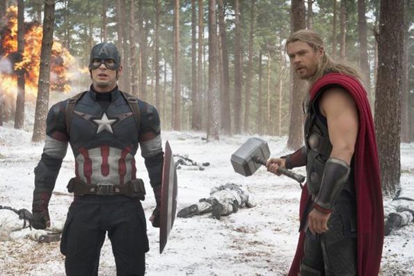 (2) Филм: Одмаздници: Ерата на Ултрон (Avengers: Age of Ultron)