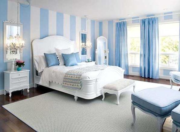 (2) Која боја треба да биде вашата спална соба со цел да ви влијае позитивно врз расположението?