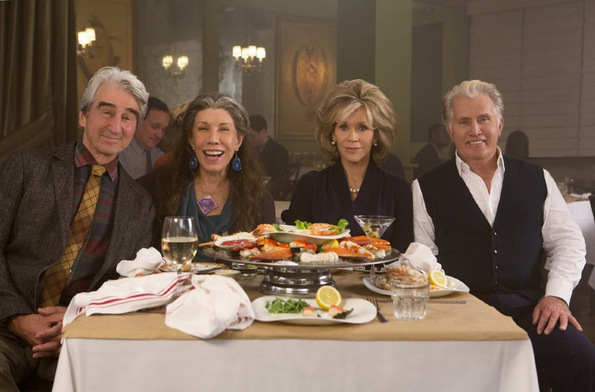 (2) ТВ серија: Грејс и Френки (Grace and Frankie)