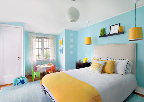 (4) Која боја треба да биде вашата спална соба со цел да ви влијае позитивно врз расположението?