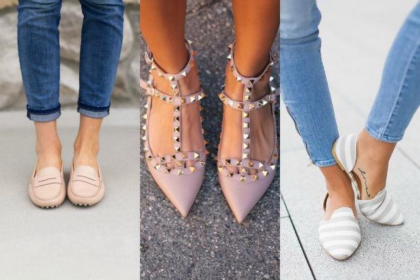 (4) Топ 5 видови обувки кои за време на летната сезона ќе бидат во тренд