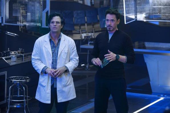 (5) Филм: Одмаздници: Ерата на Ултрон (Avengers: Age of Ultron)