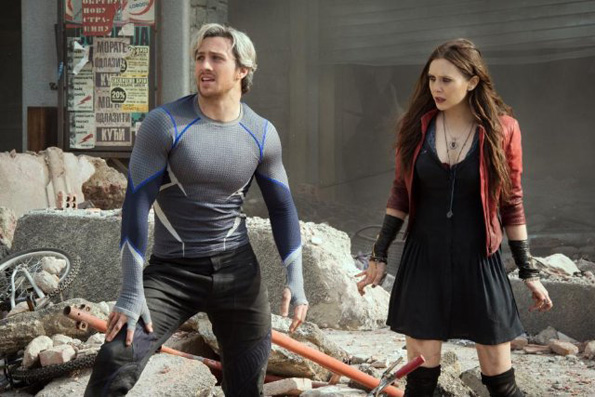 (6) Филм: Одмаздници: Ерата на Ултрон (Avengers: Age of Ultron)