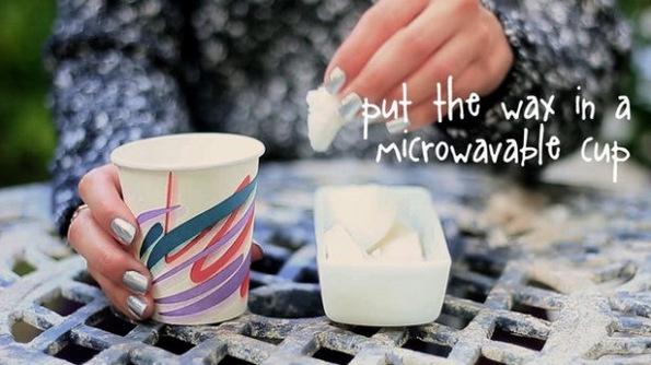 (6) Направете сами: Колоритни миризливи свеќи за вашиот дом, составени од мрсни боички