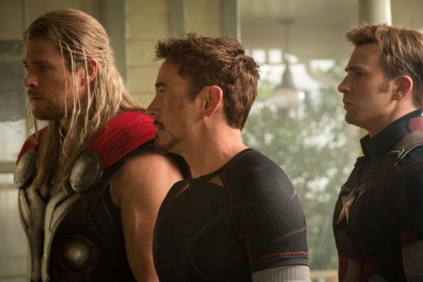 (7) Филм: Одмаздници: Ерата на Ултрон (Avengers: Age of Ultron)