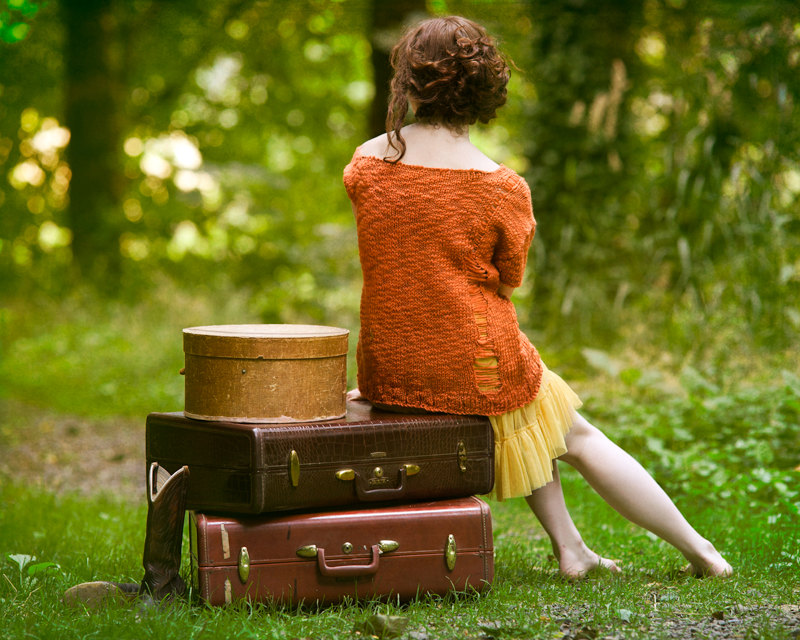Непотребен багаж: Поучна приказна која може да ви го промени животот
