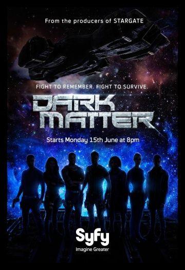 (1) ТВ серија: Темна материја (Dark Matter)