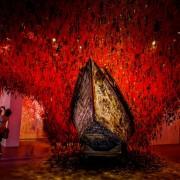 """Инсталацијата """"Клуч во рака"""" на Венецијанското Биенале 2015"""
