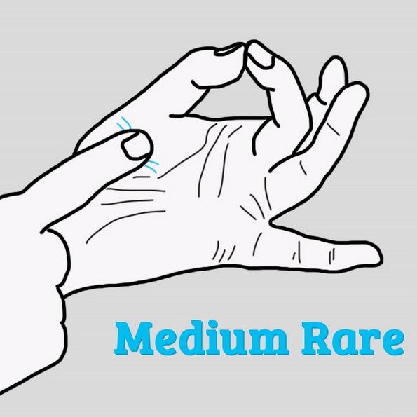 (3) Едноставен трик со прсти кој ќе ви помогне секој пат да подготвувате совршен стек