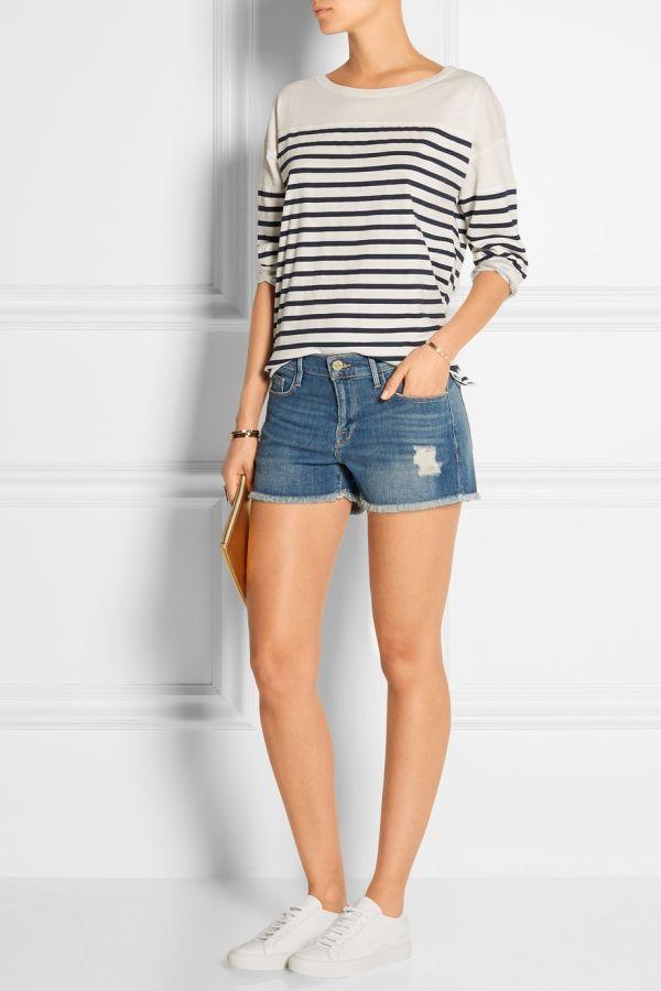 (3) Како да носите кратки шорцеви во сите прилики и притоа да изгледате совршено?