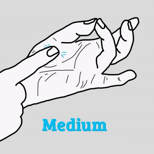 (4) Едноставен трик со прсти кој ќе ви помогне секој пат да подготвувате совршен стек