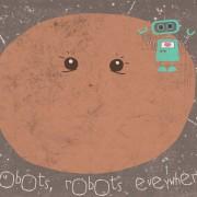 Марс: Роботи, роботи насекаде
