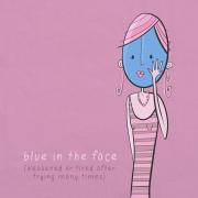 Сини во лицето (ослабени или уморни по повеќе обиди)