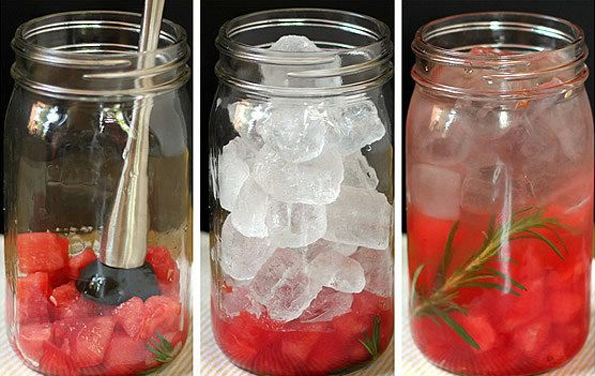 Лубеница и рузмарин