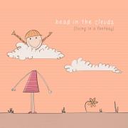 Глава во облаци (живеење во фантазија)