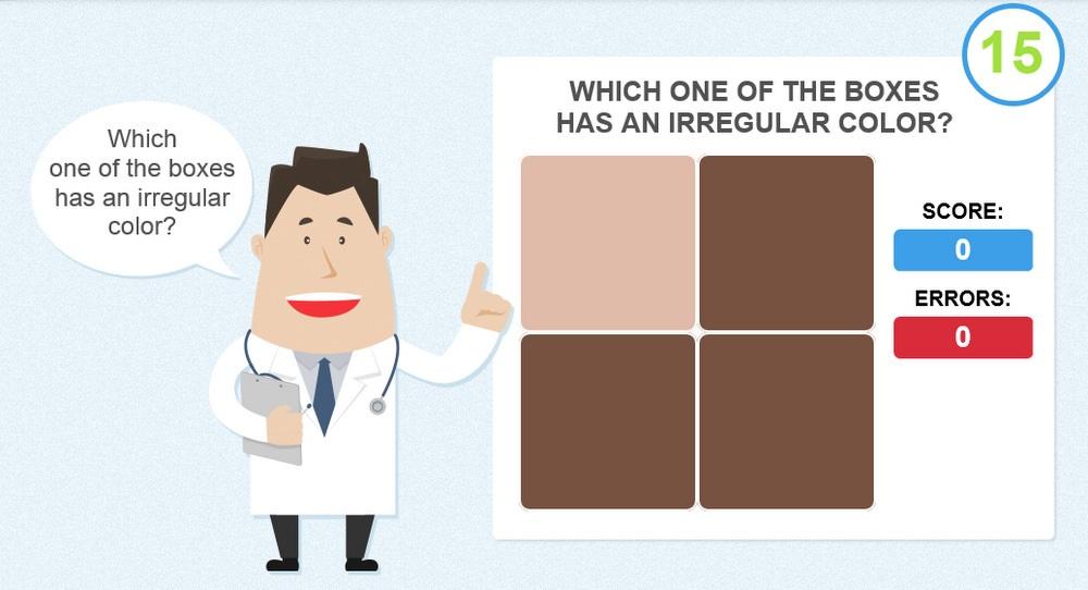 Тест за очи: Колку добро ги препознавате боите?