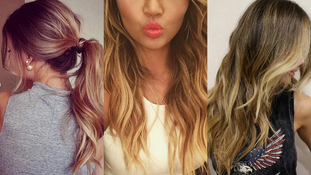 (0) Најдоброто од два света: Бронди е новиот летен тренд за коса