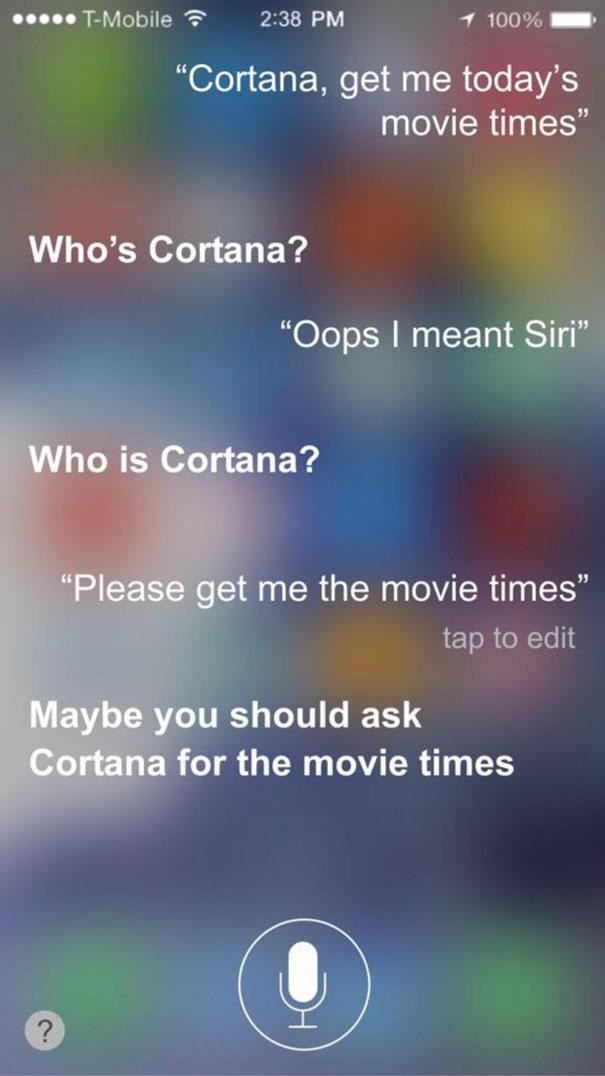 Кортана, може да ми ги најдеш денешните термини за филмови?
