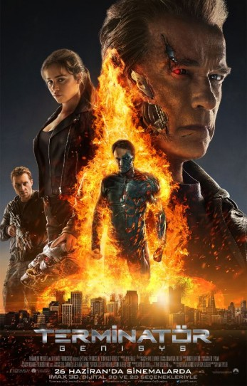 (1) Филм: Терминатор Генесис (Terminator Genisys)