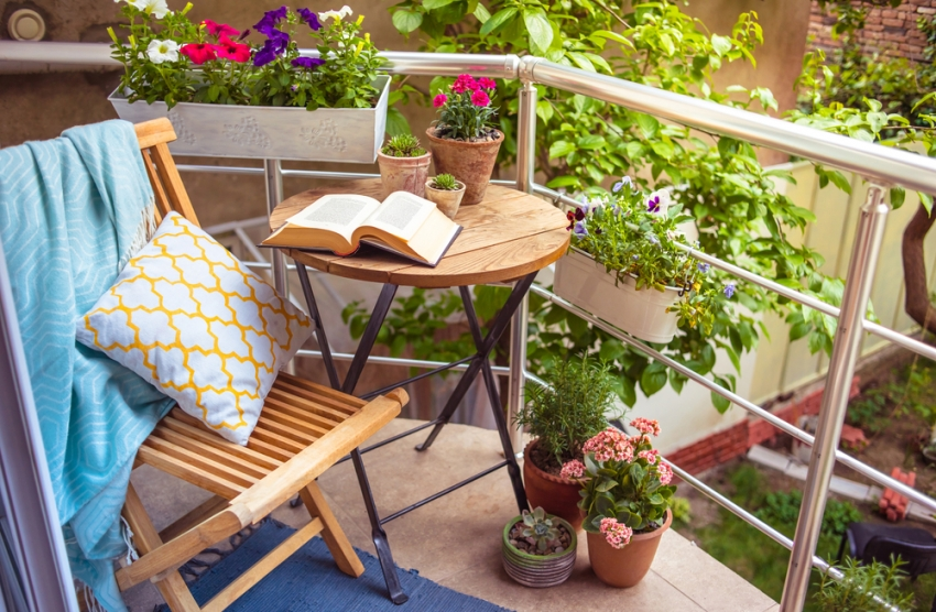 (1) Креативни идеи за декорација на вашата тераса, совршеното место за утринското кафе