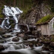 Водопадот Kvednafossen