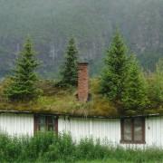 Куќа во Норвешка