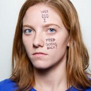 Јас не сум моето семејно насилство.