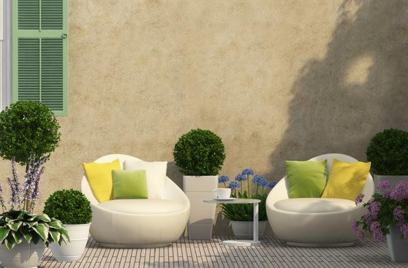 (2) Креативни идеи за декорација на вашата тераса, совршеното место за утринското кафе