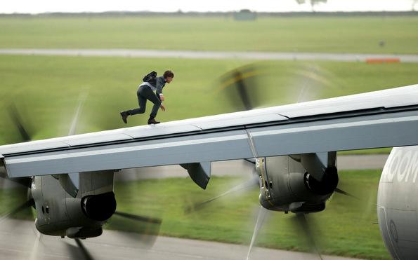 (2) Невозможна мисија: Одметници (Mission: Impossible - Rogue Nation)
