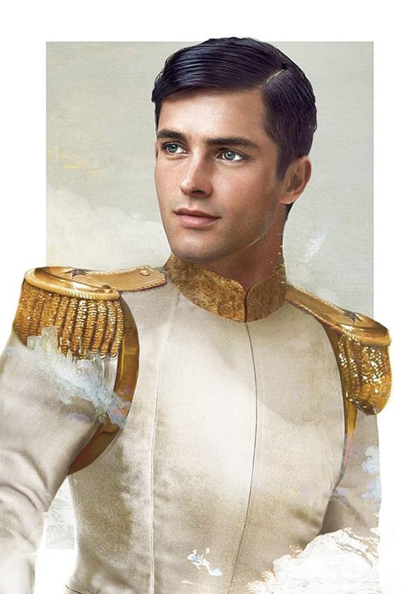 Шармантниот принц (Пепелашка)