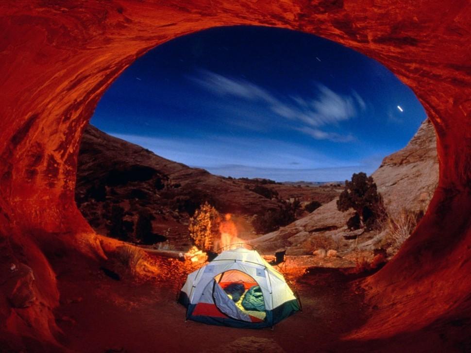 Националниот парк Арки, Јута