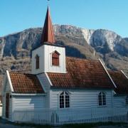 Најмалата црква во Скандинавија