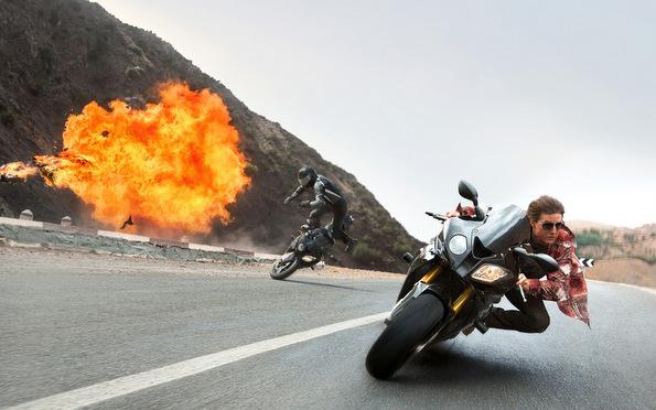 (3) Невозможна мисија: Одметници (Mission: Impossible - Rogue Nation)