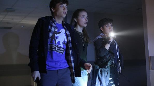 (3) ТВ серија: Врисок (Scream)