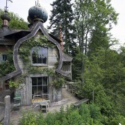 Куќа во Норвешката шума