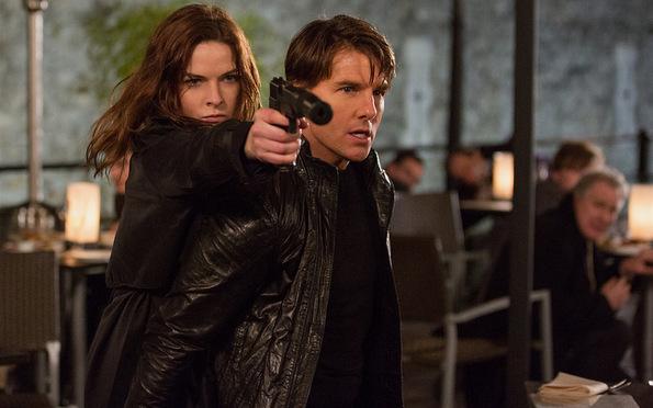 (4) Невозможна мисија: Одметници (Mission: Impossible - Rogue Nation)