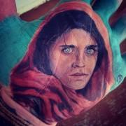 Девојката од Авганистан, фотографирана од Мекјури